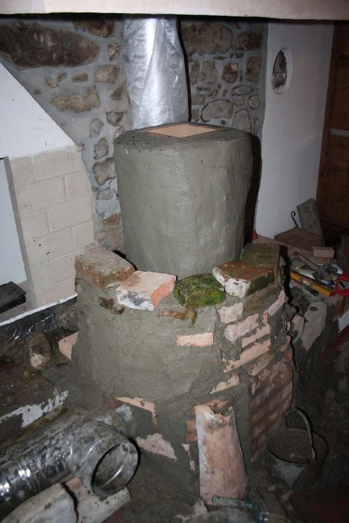 Ideozone stufa a legna con alimentazione verticale e panca riscaldata - Radiatore per stufa a legna ...